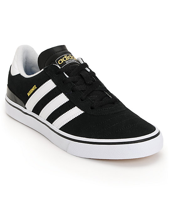 Adidas Skate adidas busenitz vulc black u0026 white shoes VXGCALS