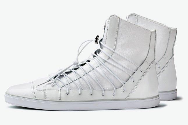 adidas slvr plim lace high KMKOWSG