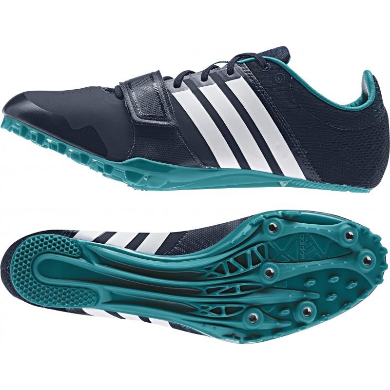 adidas spikes adidas adizero prime accelerator running spikes - navy CUCZLSL