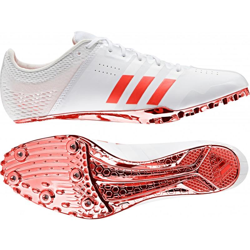 adidas spikes adidas adizero rio prime finesse running spikes - white GPXGOBD