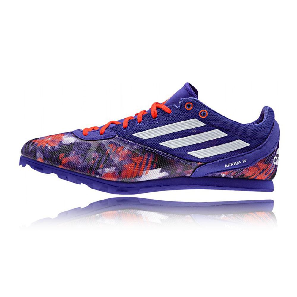 adidas spikes adidas arriba 4 running spikes ... KAOGMKX