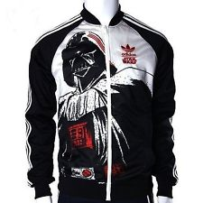 adidas star wars adidas originals star wars darth vader black track jacket m l xl PESRGEO