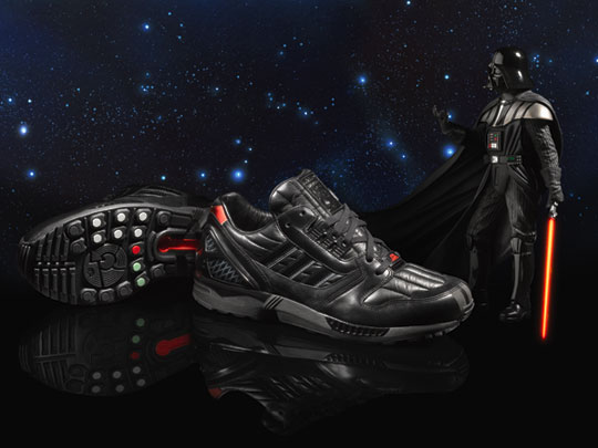 adidas star wars adidas originals x star wars spring 2010 footwear collection | a detailed  look XWUMLBF