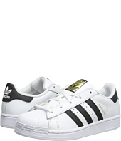Adidas Superstar Kids adidas originals kids - superstar c foundation  (little ... VFXIHZF