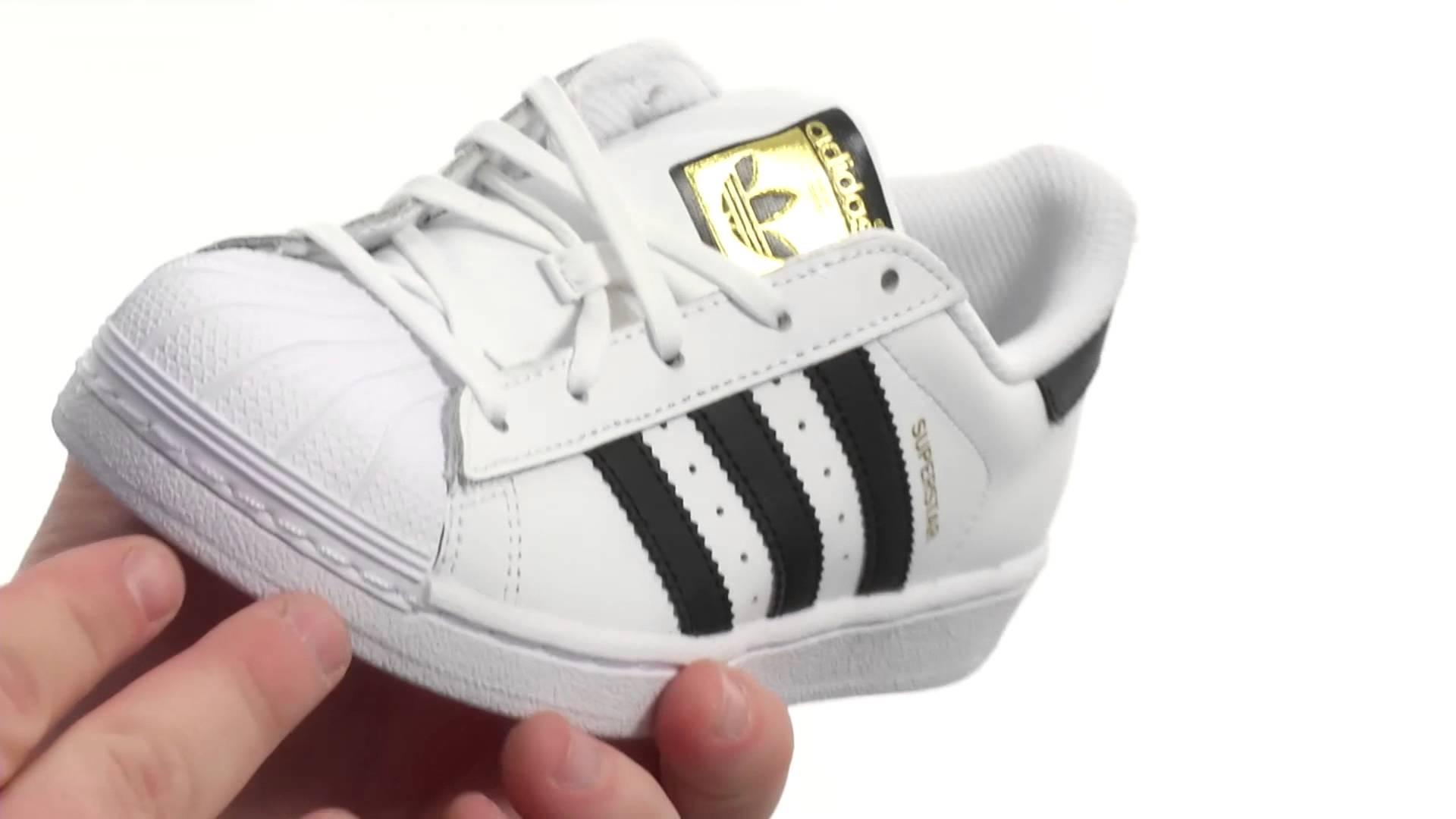 Adidas Superstar Kids adidas originals kids superstar (toddler) sku:8463157 - youtube ACBYCOU
