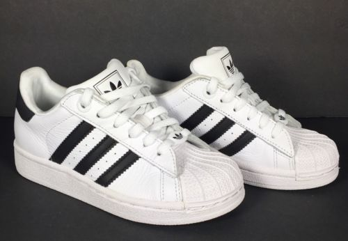 Adidas Superstar Kids adidas superstar kids size 11.5 nwob athletic shoes  ERNTOZG