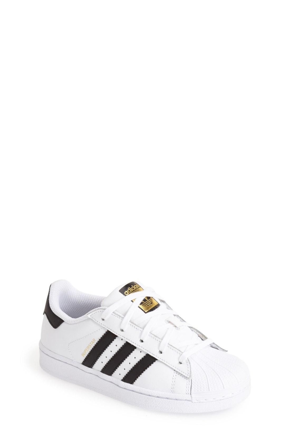 Adidas Superstar Kids adidas u0027superstar cu0027 sneaker (toddler u0026 little kid) | nordstrom YFURDCA