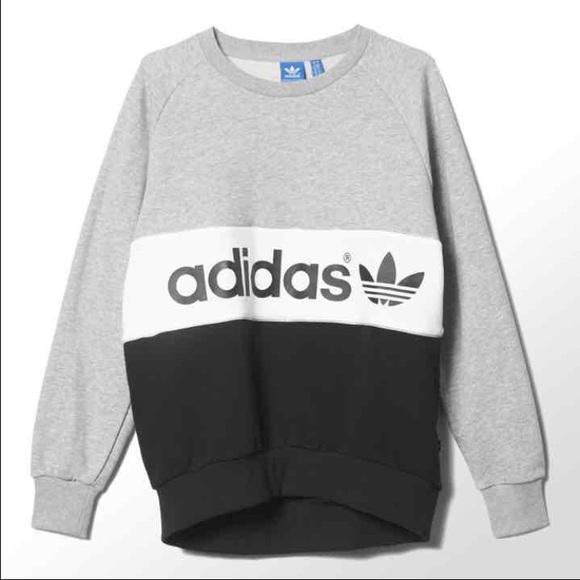 adidas sweater adidas sweaters - rare adidas city sweater XOTKUQM