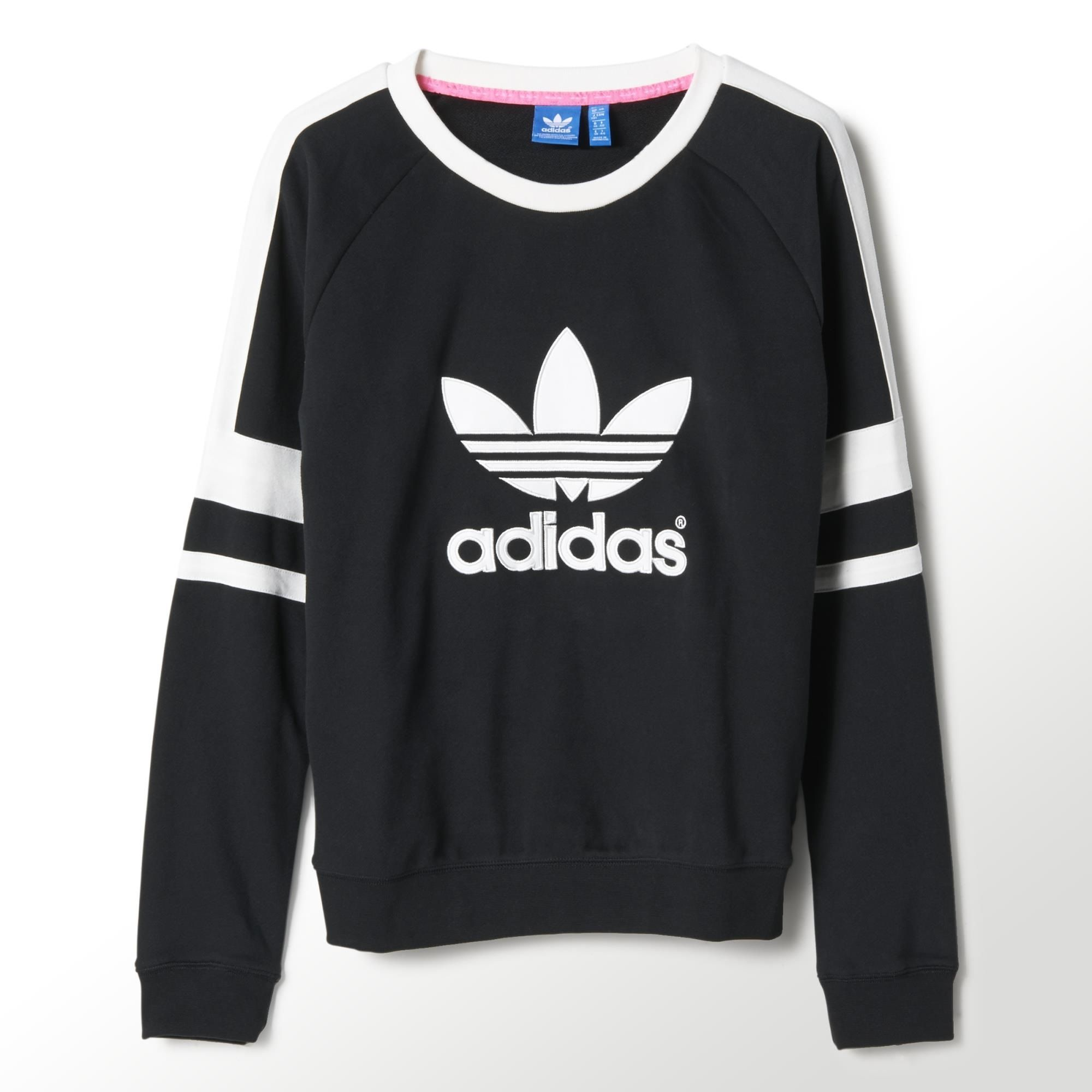 adidas sweater adidas sweatshirt ❤ ❤️ RFTWRDE