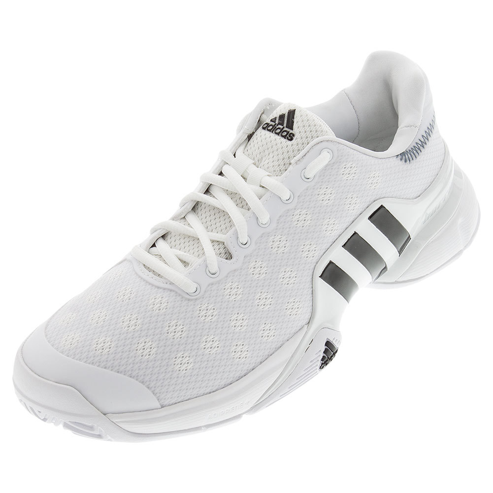 adidas tennis shoes adidas adidas menu0027s barricade 2015 tennis shoes white and black XYOURSM