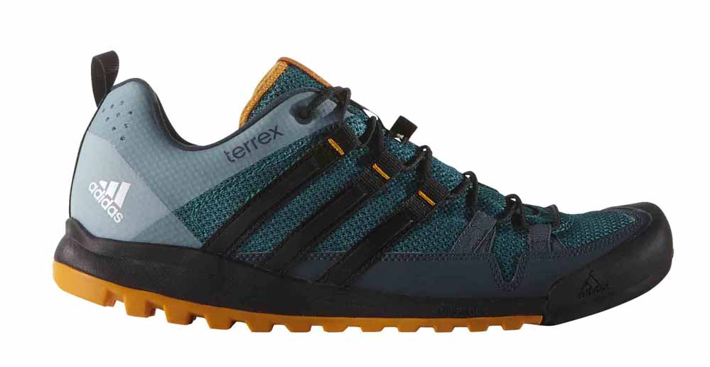 Adidas Terrex Solo – Popular for STEALTH Rubber!