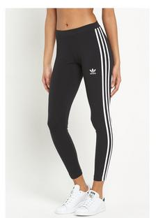 adidas tights adidas originals 3 stripe leggings YJOVCTU
