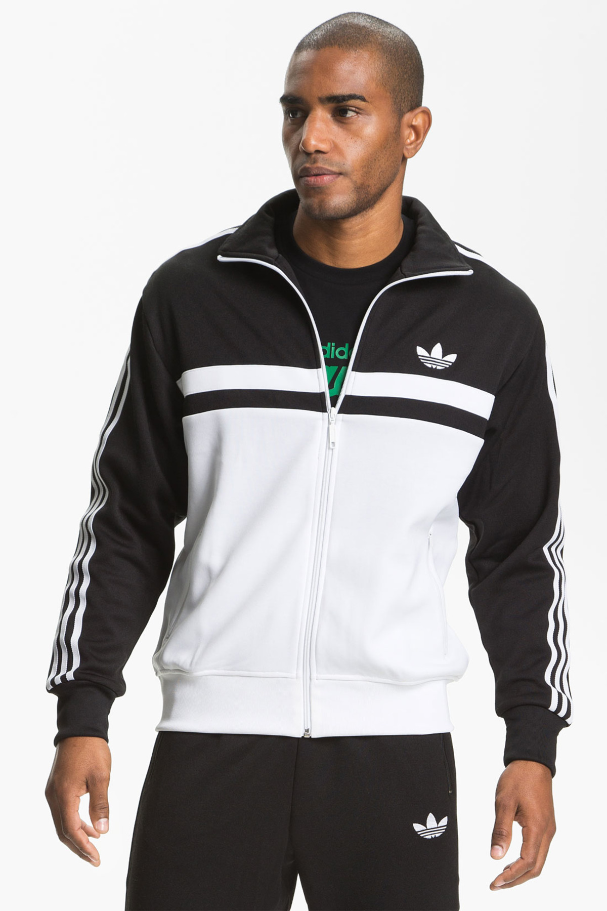 Adidas Track Jacket – Designed to Produce Maximum Convenience!