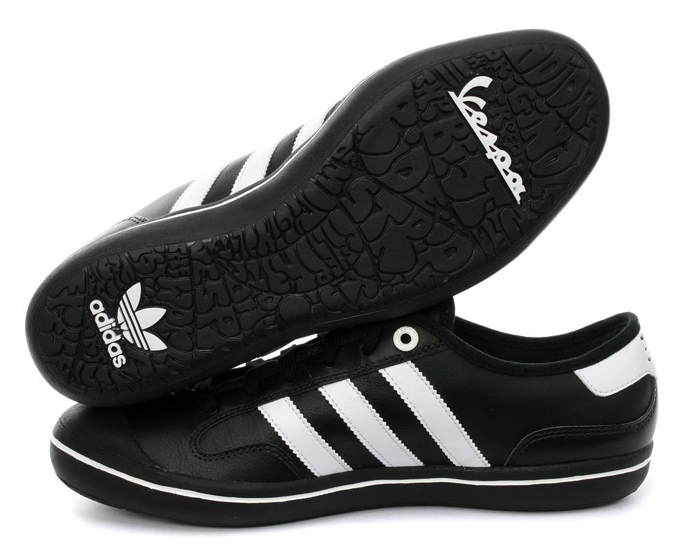 Buy Adidas Vespa Shoes Black