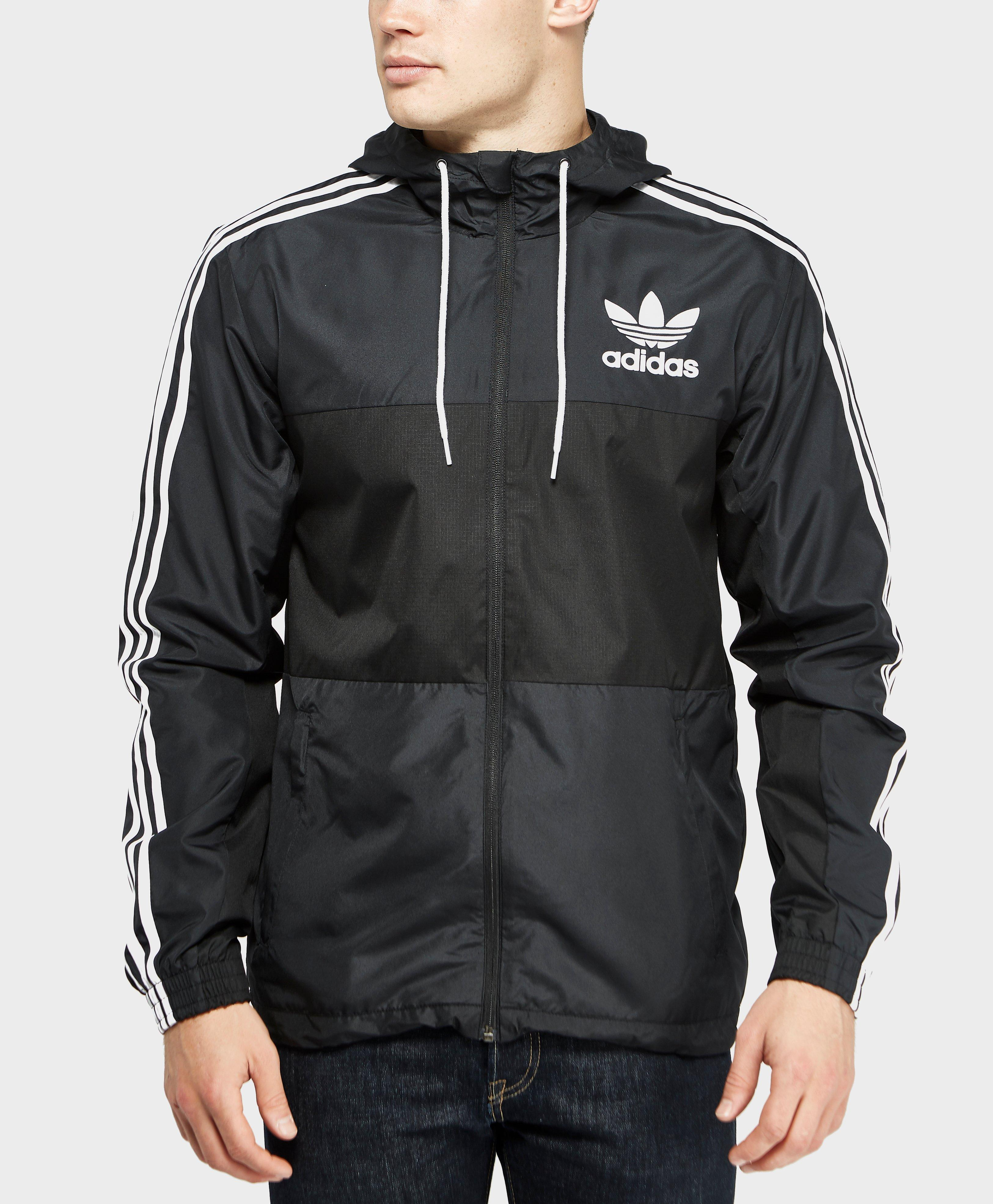 adidas windbreaker adidas originals california windbreaker jacket ... ZLROCKA