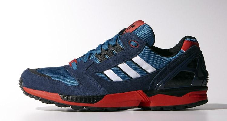 adidas zx 8000 hero blue/white-red | nice kicks SQZRESV