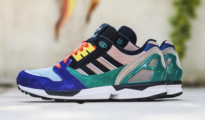 adidas zx 8000 multicolor XKOTZNJ
