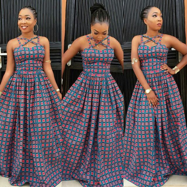 African Style Dresses: An Emerging Style Statement