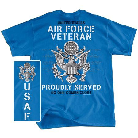 air force t shirts us air force proud t-shirt MLLTAJM