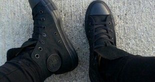 all black converse all black chukers. JUERPYM
