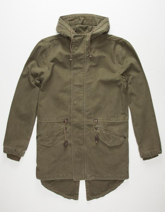 anorak jackets charles and a half mens anorak jacket HXKRKFE