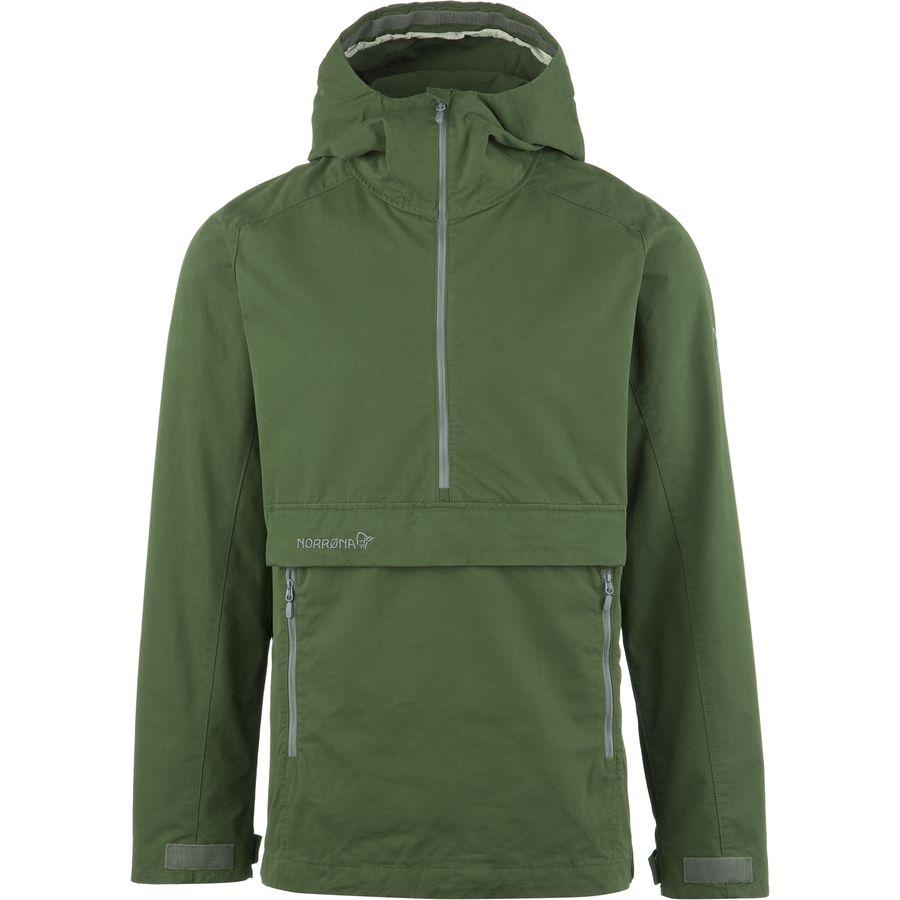 anorak jackets norrøna svalbard cotton anorak jacket - menu0027s   backcountry.com VXAUIRA