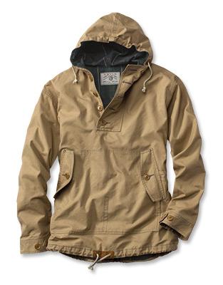 anorak jackets waxed cotton anorak YPKSAUM