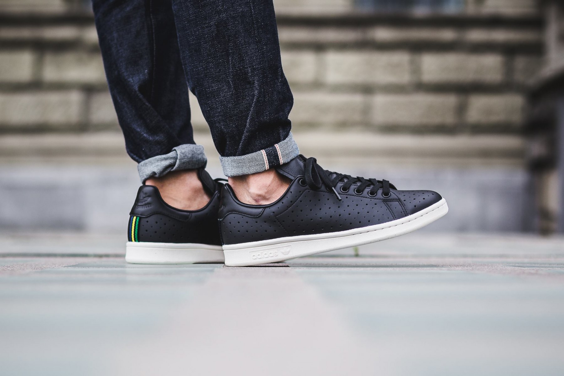 another new look is placed on the adidas originals stan smith CUSISAK
