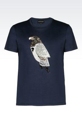 armani t shirt armani short-sleeve t-shirts men t-shirts and sweatshirts MDGPJBC
