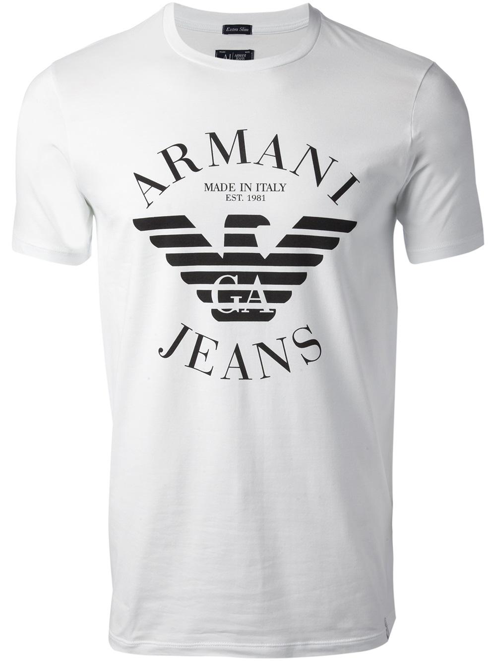 armani t shirt gallery ZJFXRYN