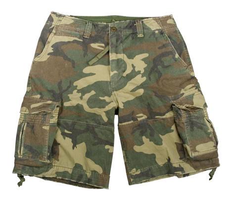 army shorts 2540 vintage woodland infantry utility shorts QIEHBCT