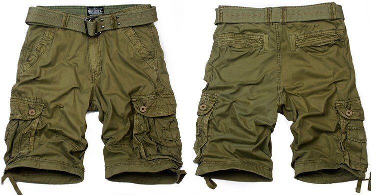Easy Army Shorts for Soldiers