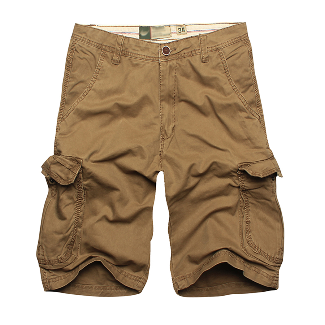 army shorts mens-fashion-washed-shorts-military-army-short-pants- TKZVHDB