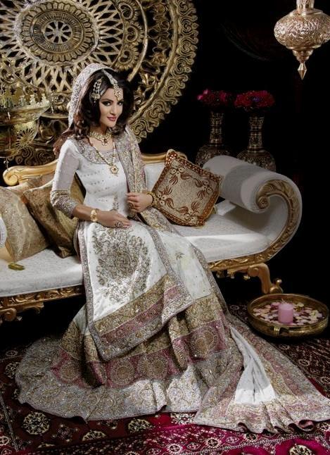 asian wedding dresses elegant asian bridal wear on pinterest | indian wedding dresses . NRZEFTR