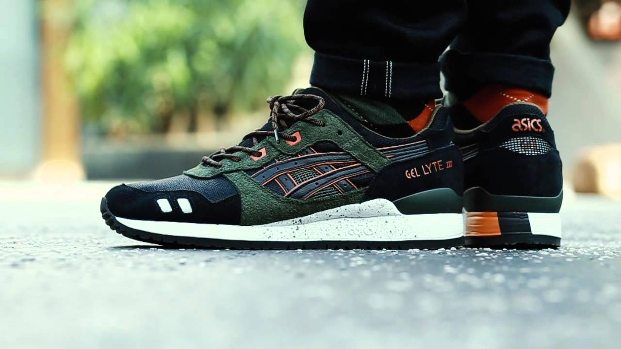 asic gel lyte 3 ku0027lekt presents asics gel lyte iii u0027winter trailu0027 - youtube TDFHXZE