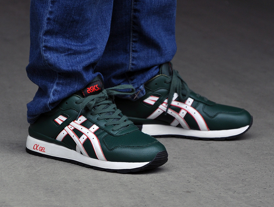 asics gt ii the asics gt-ii is a model that generally sits below the likes of the LECOWTF