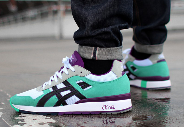 asics gt ii with all of the love that the asics gel lyte iii and v