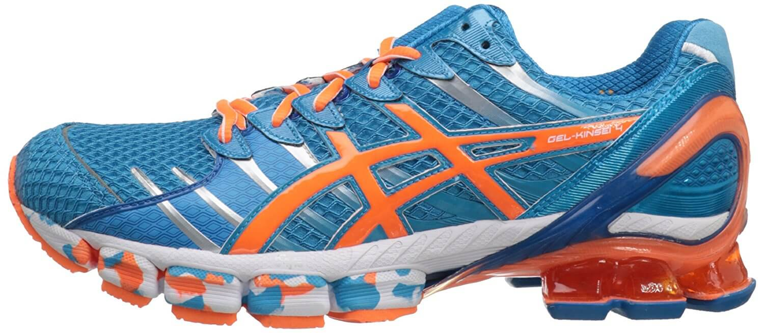 asics kinsei asics gel kinsei 4. see more pics at. amazon.com EUQJCNG