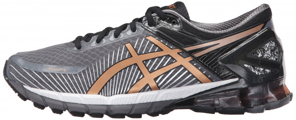 asics kinsei ... asics gel kinsei 6 men carbon/copper/black ... XQNPDUC
