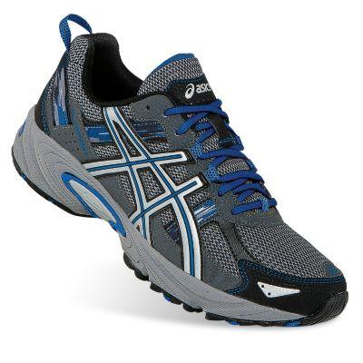 asics mens running shoes asics gel-venture 5 menu0027s trail running shoes EAIDSNL
