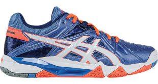 asics volleyball shoes gel-cyber sensei | women | powder blue/white/flash coral | asics us MMAWTJI