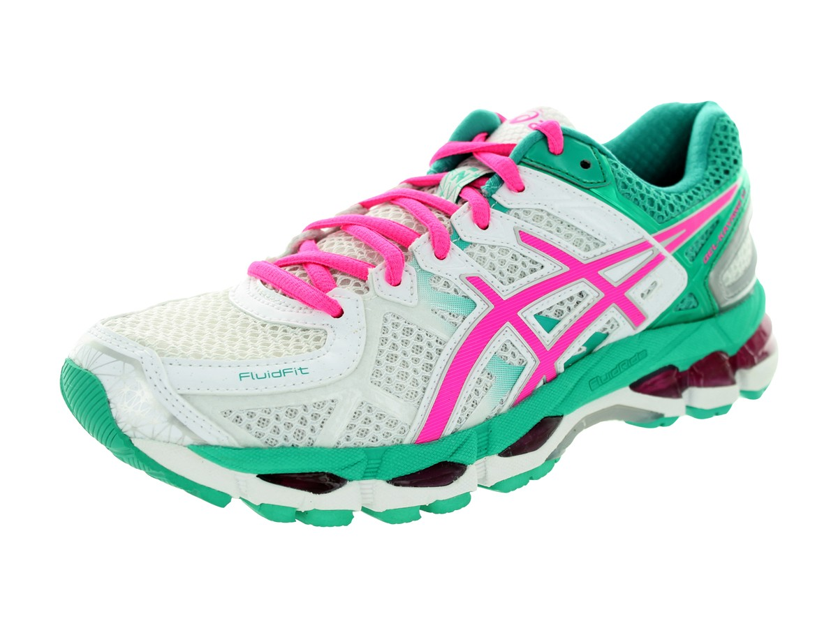 ASICS Womens Running Shoes asics womenu0027s gel-kayano 21 running shoe ... IQWRZCJ
