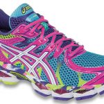 ASICS Womens Running Shoes – Go For the Gel Quantum 360 Coral-Pink-Yellow!