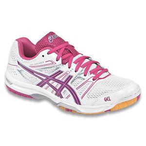 asics womens shoes image is loading asics-women-039-s-gel-rocket-7-multi- KZUTVCA