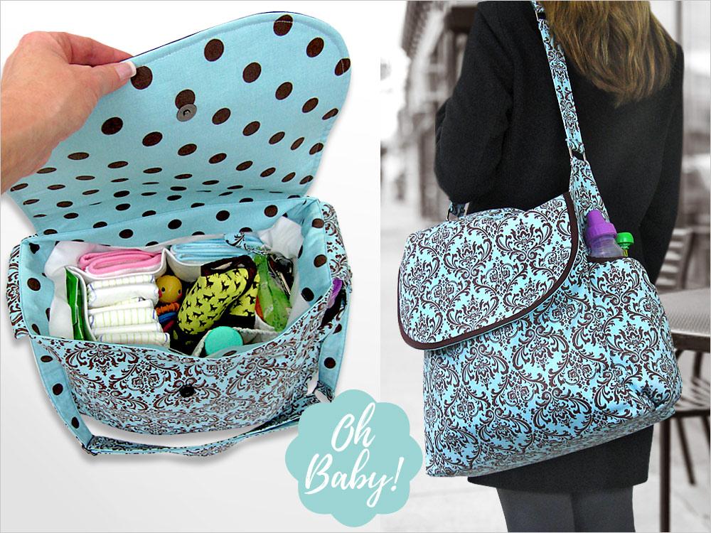 baby bag big u0026 beautiful diaper bag TVVONSQ