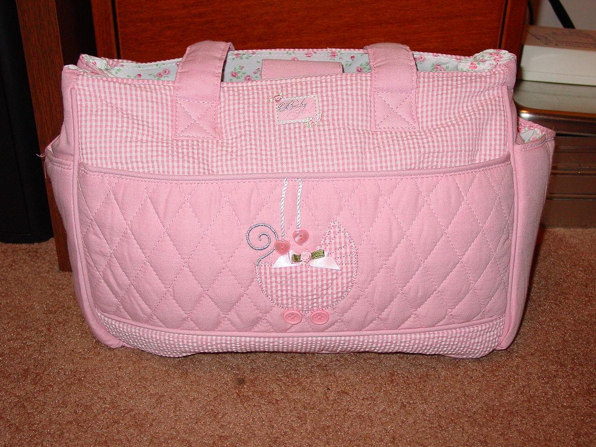 baby bag diaper bag - wikipedia MMNZBPG
