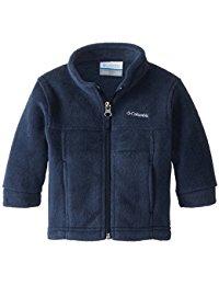 baby boy coats columbia baby boysu0027 steens mt ii fleece jacket KKIZIGJ
