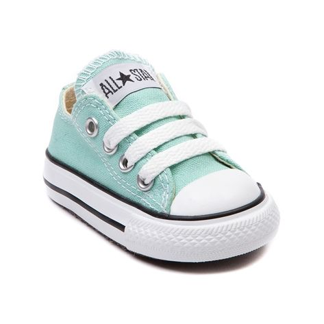 boys green converse shoes