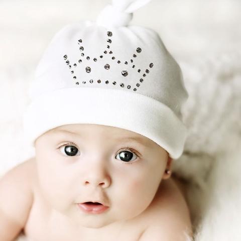 baby girl hats teeny tiny tiara baby girl hat RGDTUXU