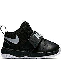 baby nike shoes boyu0027s nike team hustle d 8 (td) toddler basketball shoe OEIBPSF